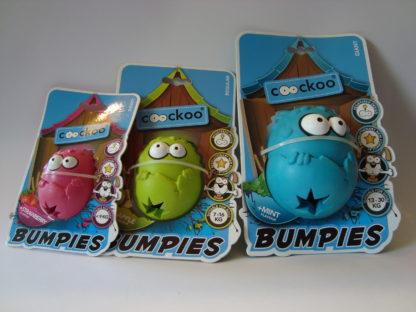 coockoo bumpies in verpakking