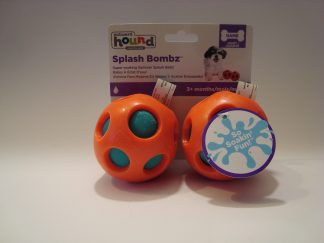 outward hound splash bombz balllen