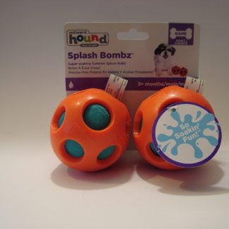 outward hound splash bombz ballen