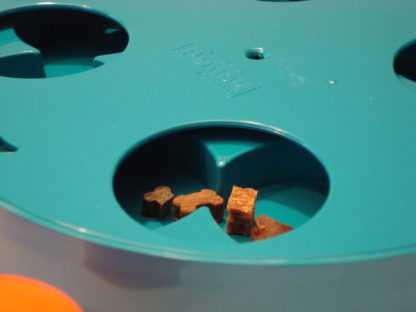 Outward Hound treat wheel mini gevuld met snoepjes