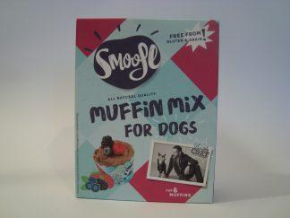 bakmix muffin mix voor de hond