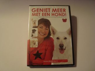 Dogtime DVD Geniet meer met je hond