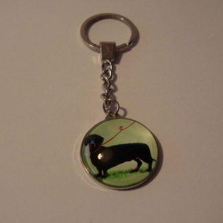 Sleutelhanger dachshund Alex Clark 3.5