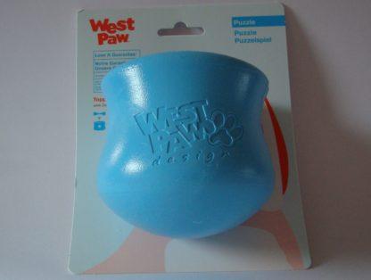 West Paw Toppl blauw