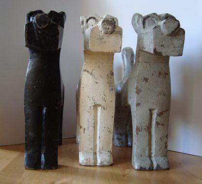 ByMooss houten honden mix voor woondecoratie