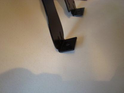 metalen silhouet puppy buiten decoratie bevestiging poot