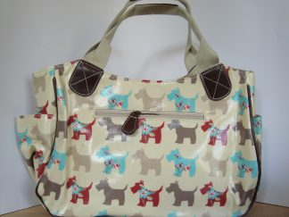 Miss Lulu handtas scottie beige