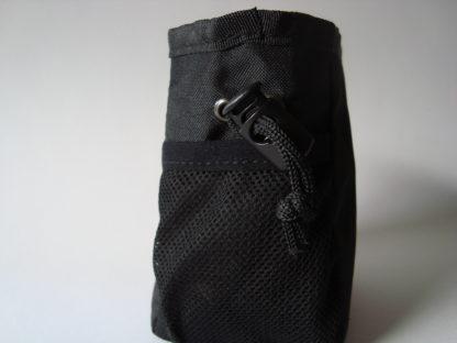 MiniPocket O.S. black sluiting