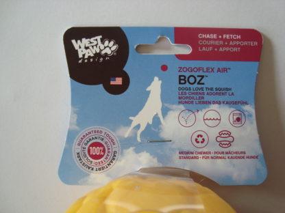 Zogoflex Air Boz L label voor