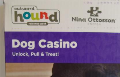 Dog Casino Outward Hound Nina Ottosson honden puzzel