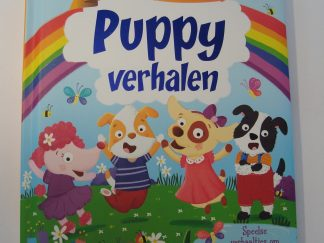 Puppyverhalen voorkant