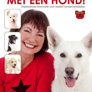 Dvd geniet meer met een hond voorkant