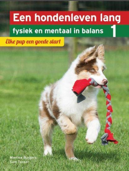 Een hondenleven lang fysiek en mentaal in balans dl1 voorkant