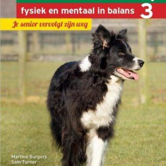Een hondenleven lang fysiek en mentaal in balans dl3 voorkant