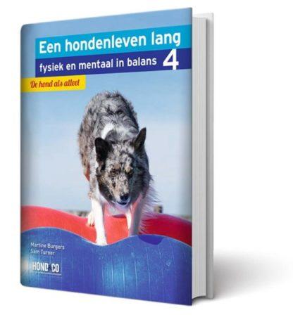 Een hondenleven lang fysiek en mentaal in balans dl4 voorkant
