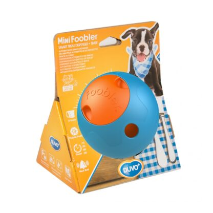 Foobler mini treat ball verpakking