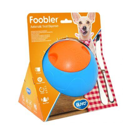 Foobler treat ball verpakking