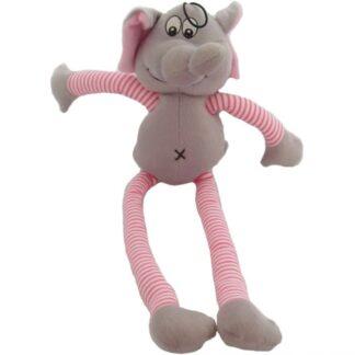 Happy Pet pull my leg olifant