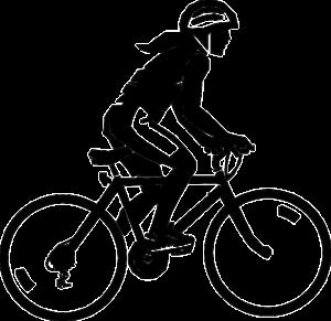 fietskoeriers wind mee