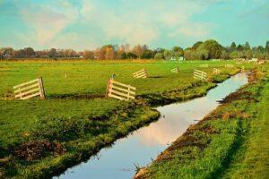 We zijn een land van polders en polderen