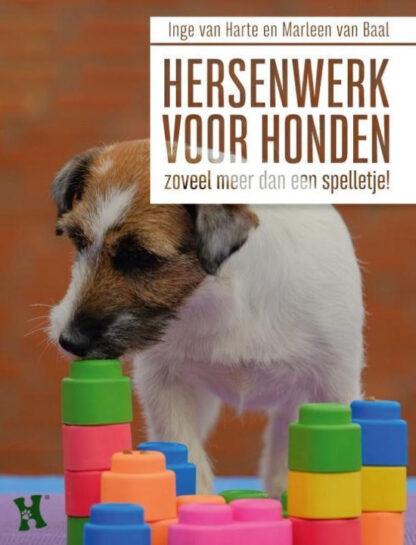 Hersenwerk voor honden voorkant