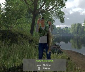 Fishing Planet record vangst